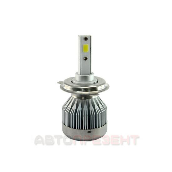 LED лампа CYCLONH4 H/L 6000K 3000Lm type 16