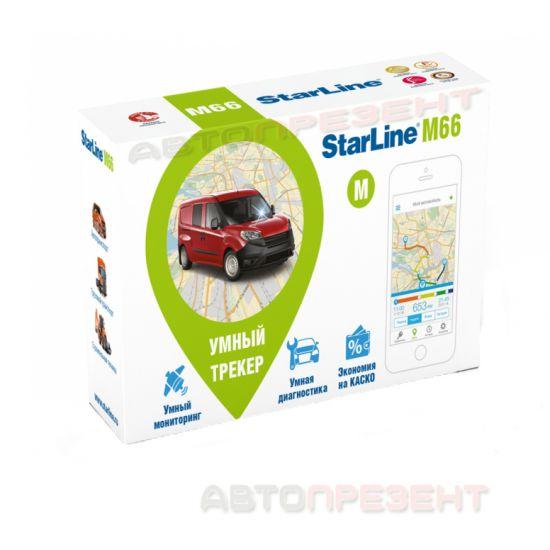 GPS трекер StarLine M66-M