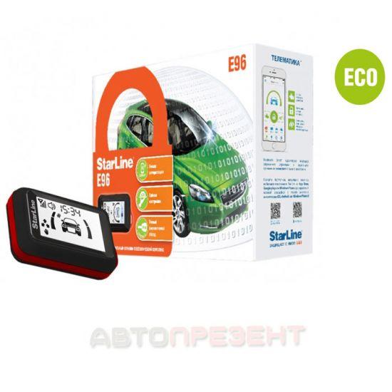 Автосигнализация E96 ECO