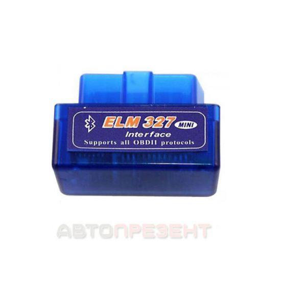 Беспроводной сканер OBDII для магнитол Prime-X
