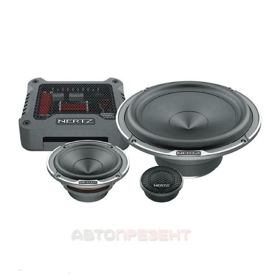 Автоакустика Hertz MPK 165.3 PRO