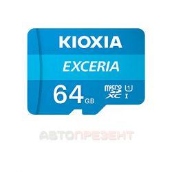 Карта пам'яті Kioxia Exceria Micro SDHC 64GB