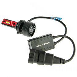 LED лампа DECKER PL-01 9006