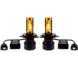 LED лампи Global Solution F3 H4 H/L 10000Lm 6000K