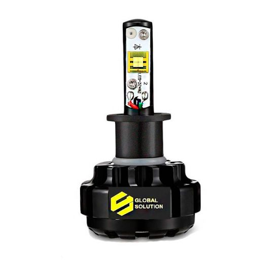 Cветодиодные Led лампы Global Solution H3 V18S 4000LM 6000k