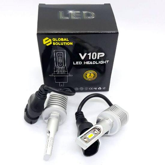 Cветодиодные Led лампы GS V10 PHL H13 HI/L 15W 4000LM
