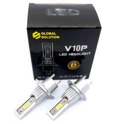 Cветодиодные Led лампы GS V10 PHL H7 15W 4000LM