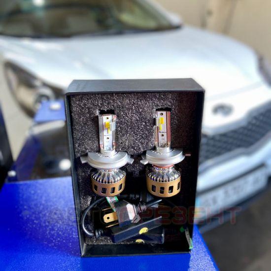 Установка LED лампи (комплект)