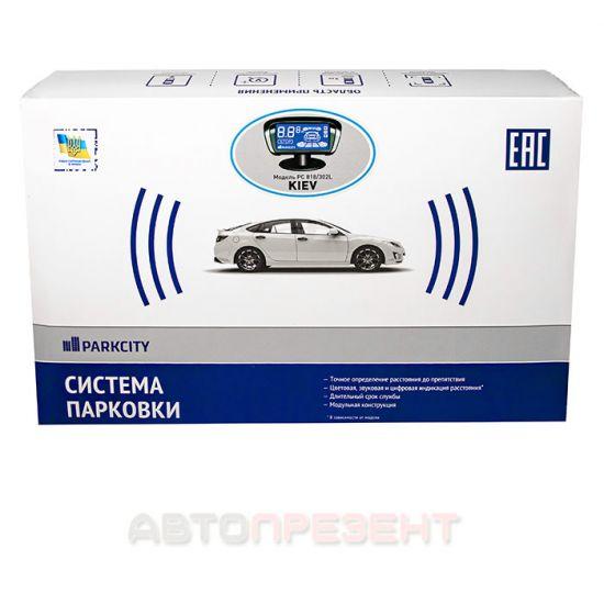 Парковочный радар ParkCity Tallinn 818/305L Light Grey