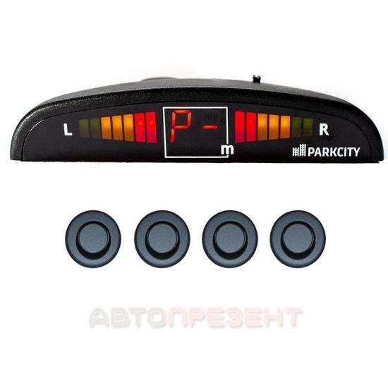 Паркувальний радар ParkCity Center 418/102 Black LW (matte)