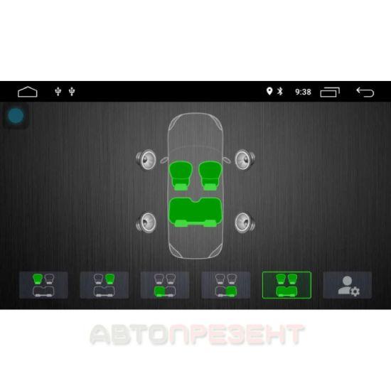 Штатная автомагнитола AudioSources T150-820S для Skoda