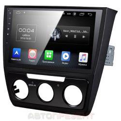 Штатная автомагнитола AudioSources T150-1000S для Skoda.