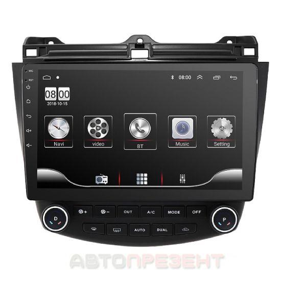 Штатная автомагнитола TORSSEN для Honda Accord 7 2008 F10116