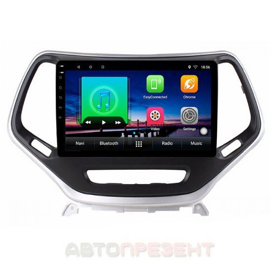 Штатна автомагнітола TORSSEN для Jeep Cherokee 2013+ F10116