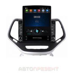 Штатная автомагнитола TORSSEN для Jeep Cherokee 2013+ Tesla Style B10232