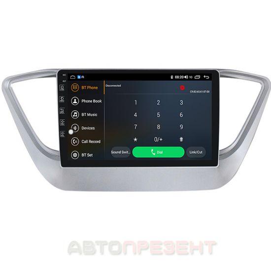 Штатная автомагнитола TORSSEN для Hyundai Accent 2017+ F9116