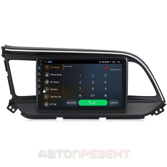 Штатная автомагнитола TORSSEN для Hyundai Elantra 2016+ F9116