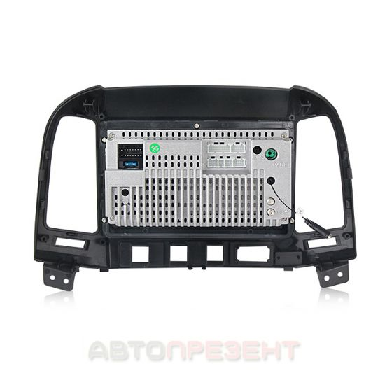 Штатная автомагнитола TORSSEN для Hyundai Santa Fe 2006-2012 F9464 4G