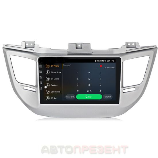 Штатна автомагнітола TORSSEN для Hyundai Tucson/IX35 2015-2018  F9464 4G