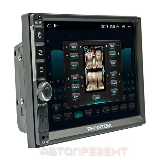 Штатная автомагнитола PHANTOM DVA-7110