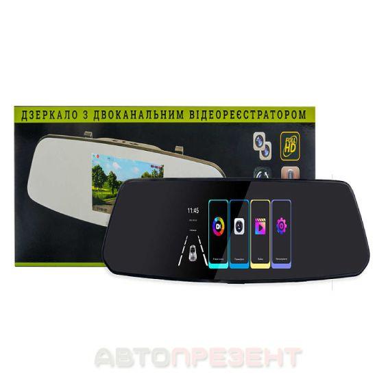 Зеркало-видеорегистратор PHANTOM RM-52