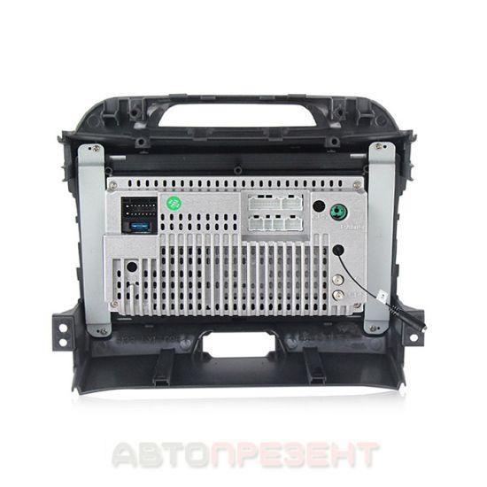 Штатная автомагнитола TORSSEN для Kia Sportage 2009-2016 F9232