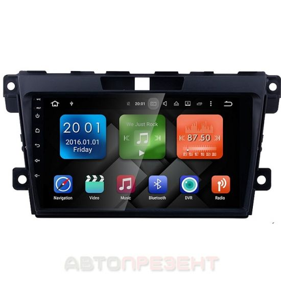 Штатная автомагнитола TORSSEN для Mazda CX7 07-15 Bose F9232 4G