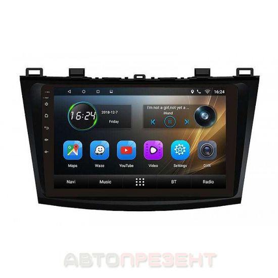 Штатная автомагнитола TORSSEN для Mazda 3 03-09 F9232 4G