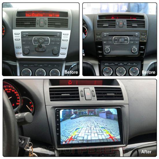 Штатная автомагнитола TORSSEN для Mazda 6 2007-2012 F9116