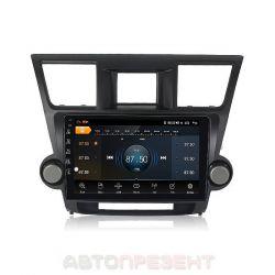 Штатная автомагнитола TORSSEN для Toyota Highlander XU 40 2010-2016 F10116