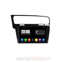 Штатная автомагнитола TORSSEN для Golf 7 black F10116