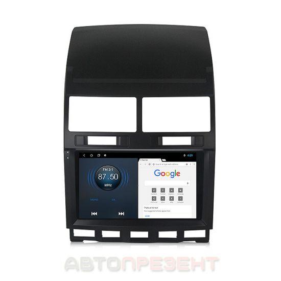 Штатная автомагнитола TORSSEN для VW Touareg 2002-2010 F9232