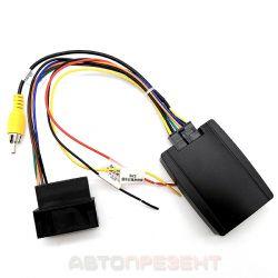 Адаптер штатной камеры TORSSEN VW CAN RGB-RCA