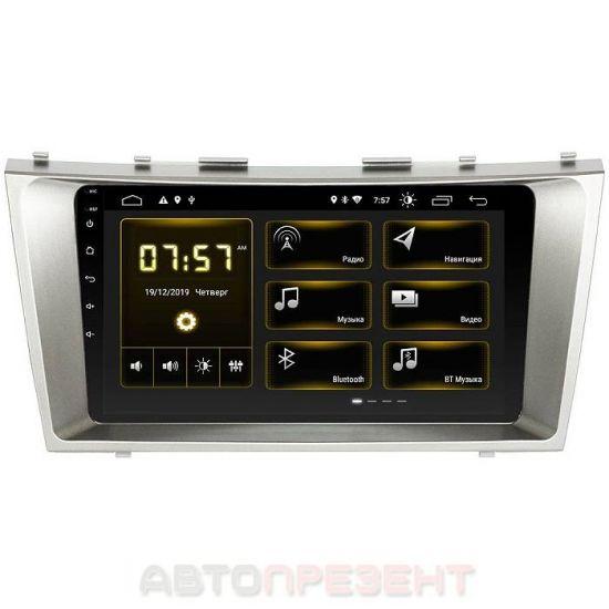 Штатная автомагнитола Incar для Toyota Camry 40 2006-2011 (DTA-2211)