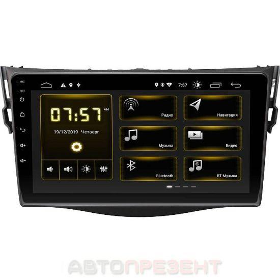 Штатна автомагнітола Incar для Toyota Rav4 2006-2012 Android 10 (DTA-2310)