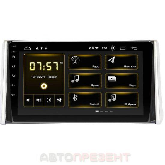 Штатная автомагнитола Incar для Toyota Rav4 2020+ Android 10 (DTA-2204)