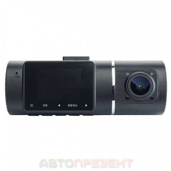 Автомобильный видеорегистратор Globex GE-217