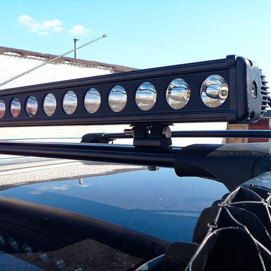 Установка LED фар робочого світла, або DRL / ДХВ