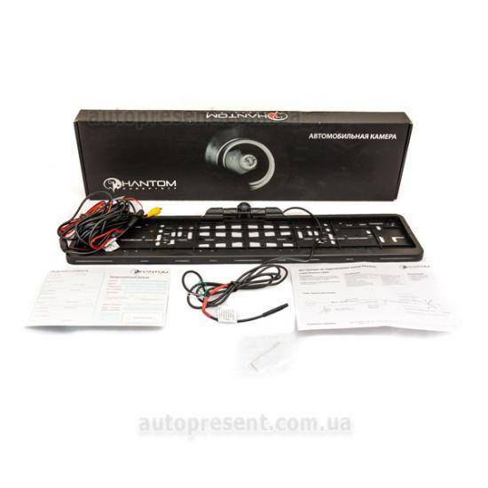 Камера заднего обзора/вида PHANTOM CA-0350UN универсальная