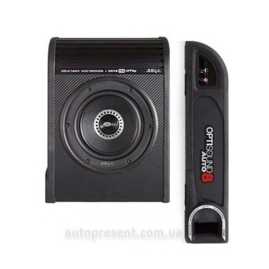 Сабвуфер корпусный Vibe LiteAir OptiSound Auto 8A (V2)