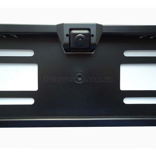 Камера заднего вида в номерной рамке Prime-X MCM-05