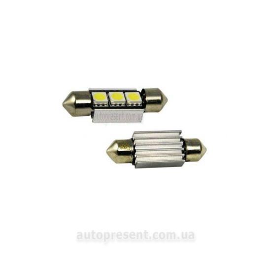 Светодиодная автолампа CYCLON T11-008(36) CAN 5050-3 12V ST