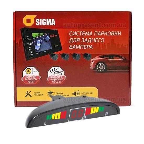 SIGMA SP-41 парковочный радар