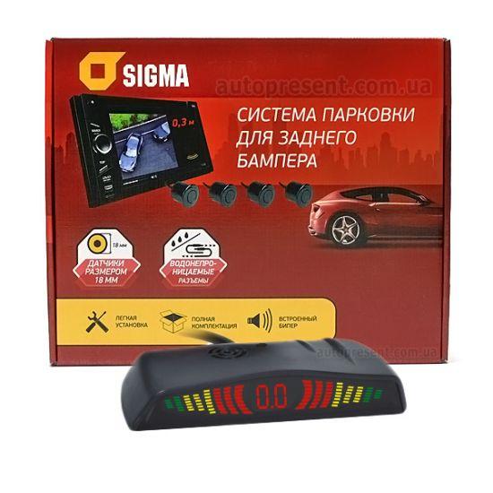 SIGMA SP-44 парковочный радар