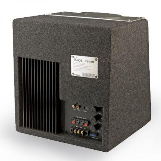 Сабвуфер корпусный KICX ICQ 250BA