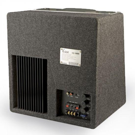 Сабвуфер корпусный KICX ICQ 300BA