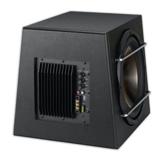 Cабвуфер корпусний KICX ICQ-301BPA