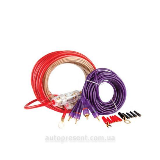 KICX PK-208 набор для установки усилителя