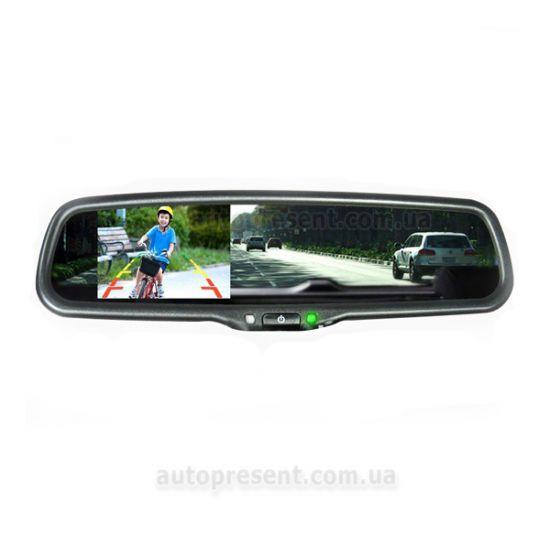 Prime-X 043/104 зеркало заднего вида с функцией монитора и bluetooth