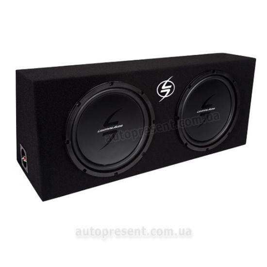 Сабвуфер корпусный Lightning Audio L0-2X12